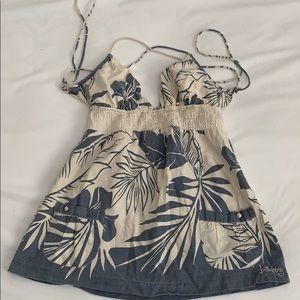 Billabong Summer Tie Back Shirt